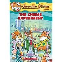 Geronimo Stilton #63? the Cheese Experiment