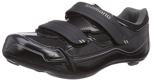 Shimano SH-RT33, Zapatillas de Ciclismo de Carretera Hombre^para Mujer, Negro (Black), 41 EU: Amazon.es: Zapatos y complementos