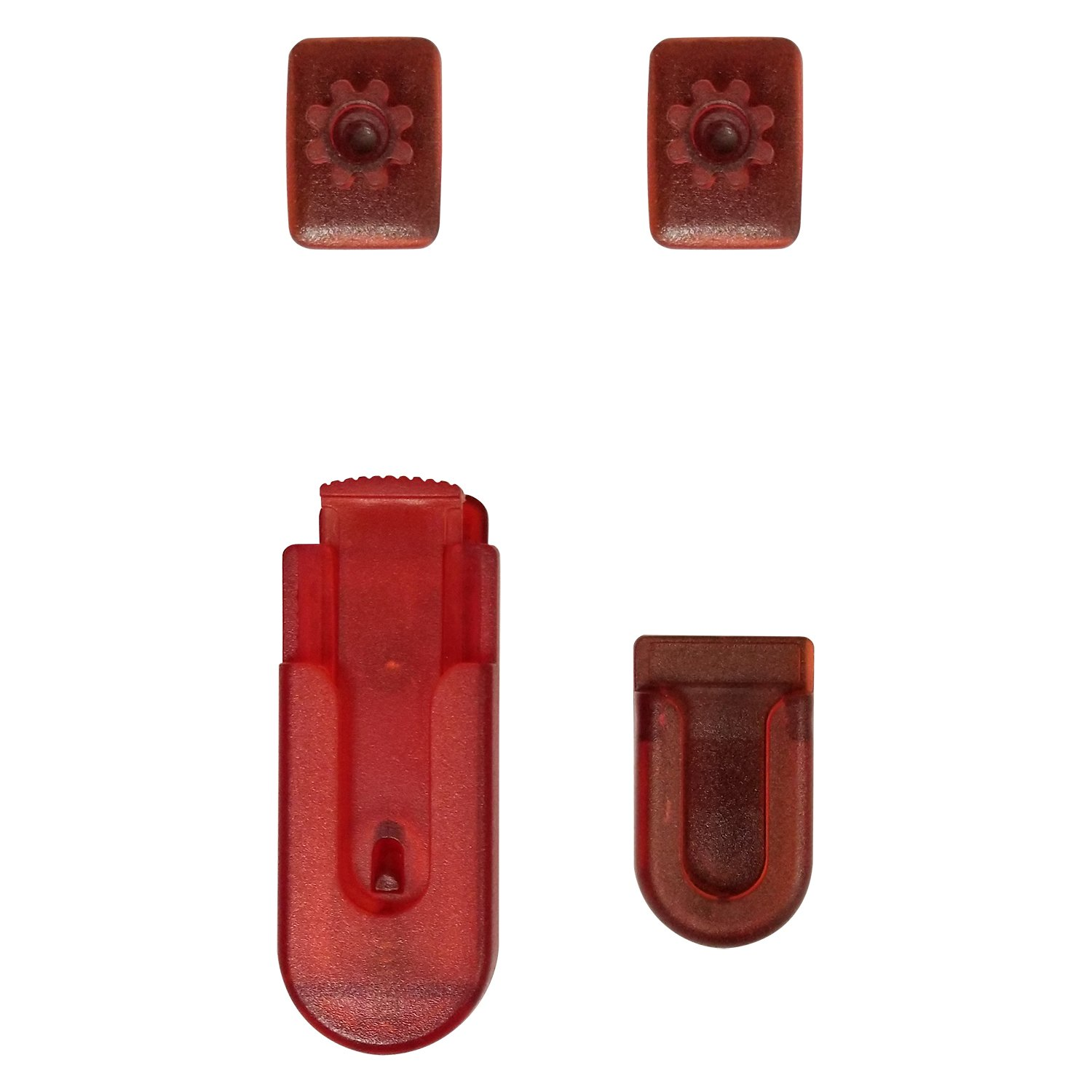 Cellet Car Mount for iPhone 8//8 Plus red CLIP5RED Note 8//S8//S8 Plus