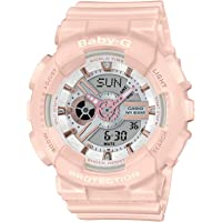Casio Baby-G BA-110RG-4A BA110RG-4A Analog Digital Womens Watch