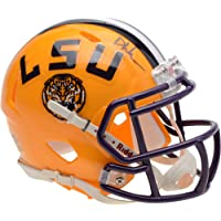 $83 » Devin White LSU Tigers Autographed Riddell Speed Mini Helmet - Fanatics Authentic Certified - Autographed College Mini Helmets