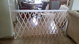 munchkin wide spaces expanding gate manual