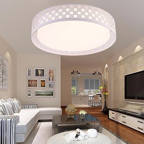 Lámpara de techo Iluminación LED plancha Lámpara de techo ...