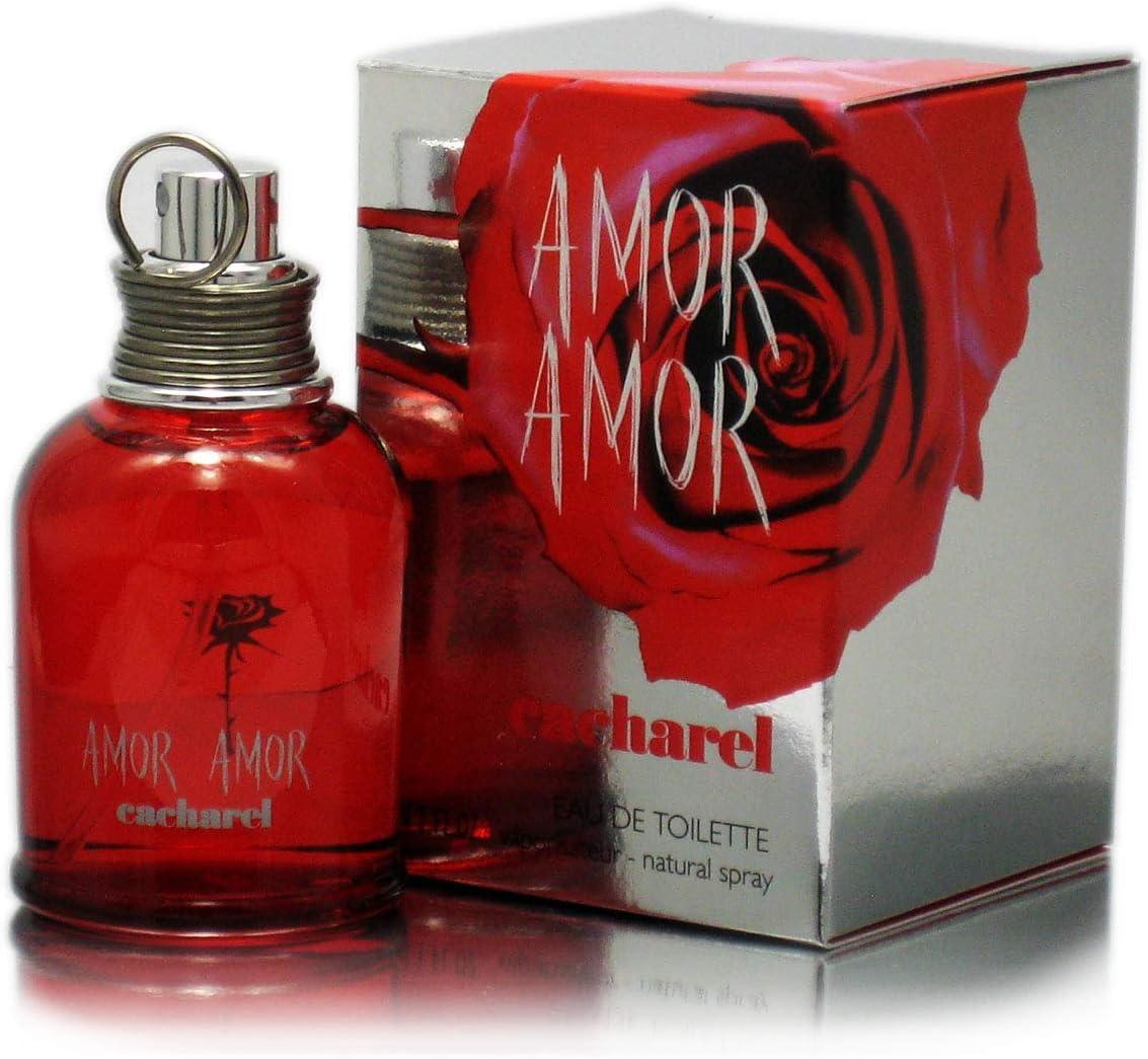 Cacharel Amor Amor Agua De Tocador Vaporizador - 100 ml