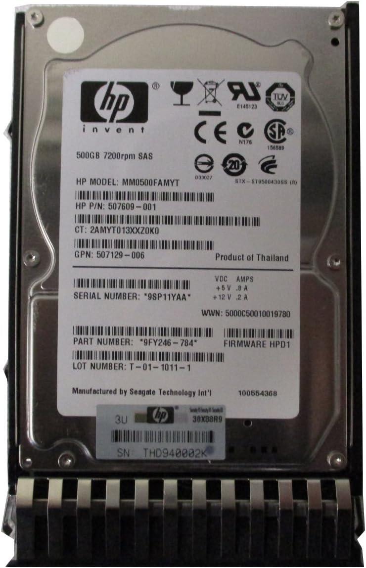 HP 619463-001 HP Certified Refurbished