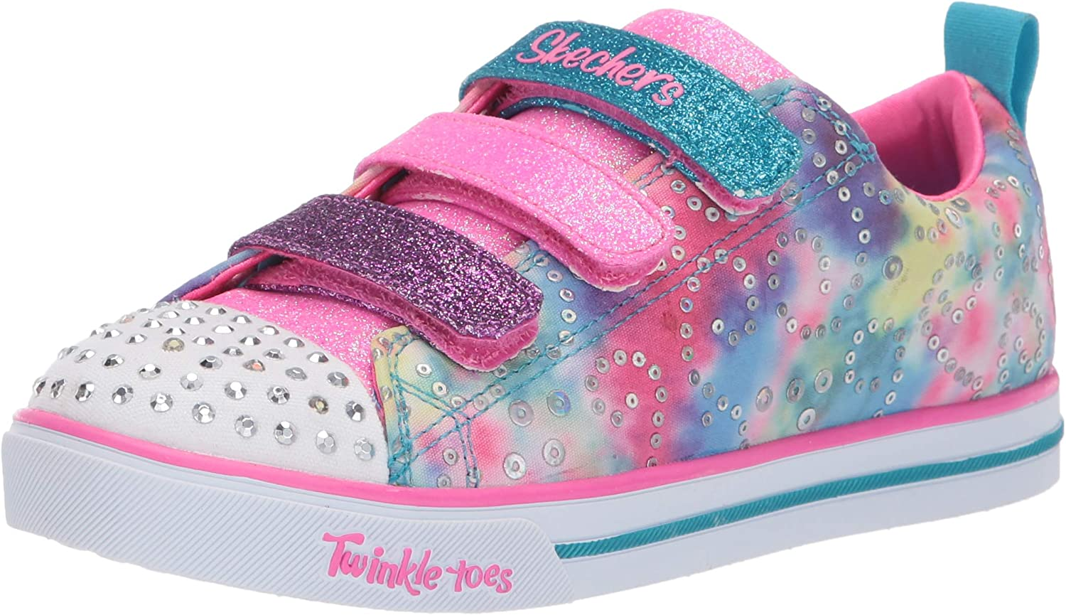Skechers Girl's Sparkle Lite Trainers