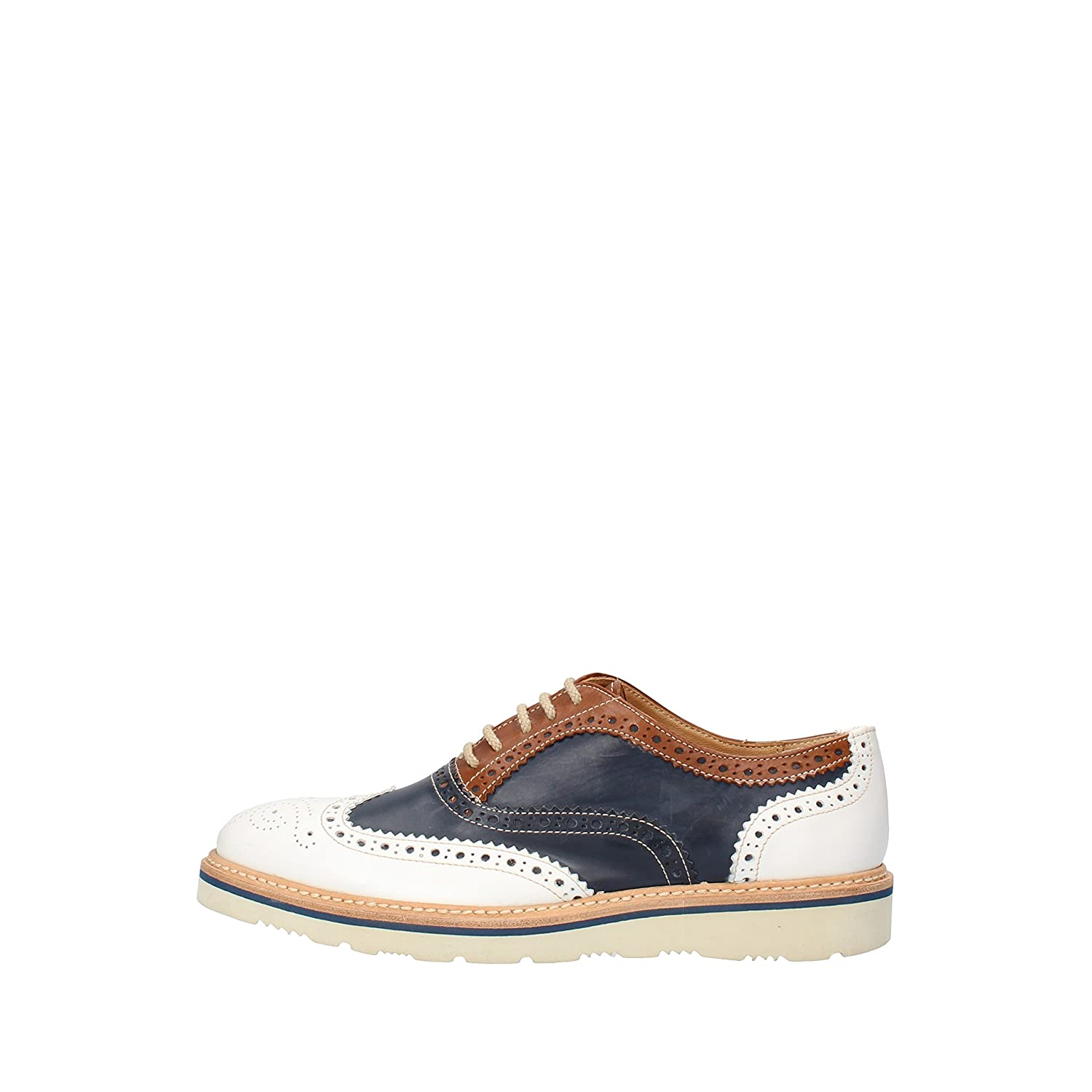 - CALPIERRE Oxfords-shoes Womens Leather bluee