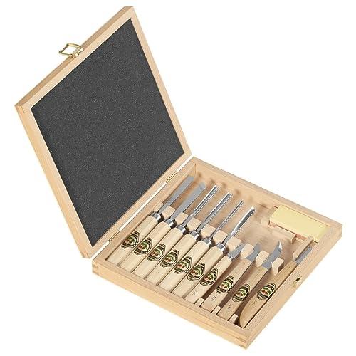 Kirschen 3441000 Coffret d'outils de sculpture