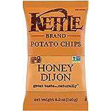 Kettle Brand Potato Chips, Honey Dijon Kettle Chips, 8.5 Oz