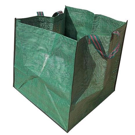 Bolsa de Basura de jardín para Trabajo Pesado Bolsa de ...