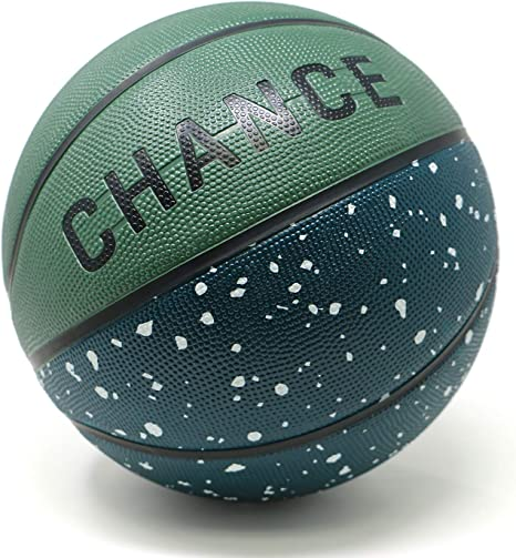 Chance Chomper - Balón de baloncesto de caucho para exterior ...