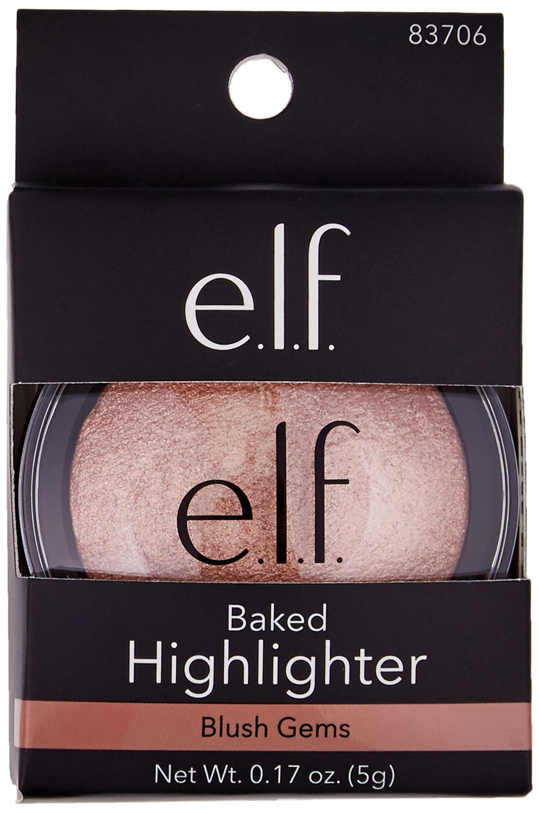 e.l.f. Baked Highlighter, Blush Gems, 0.17 Ounce (Pack of 72) by Elf (Image #3)