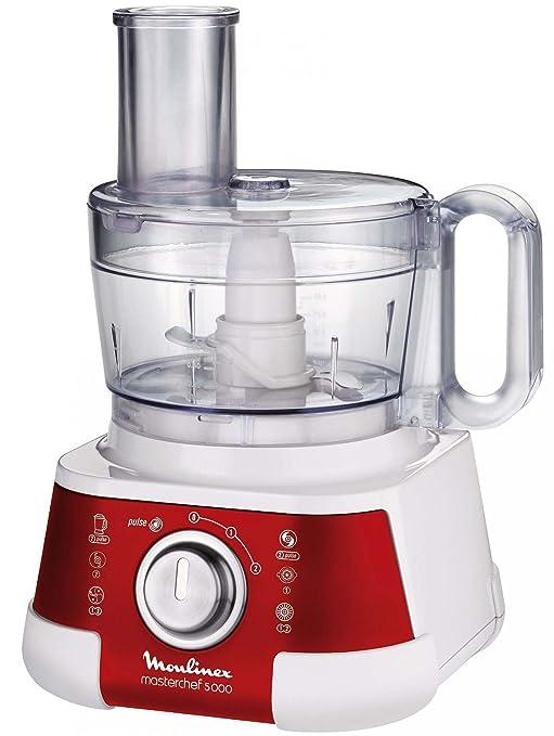 Moulinex Robot de cocina Masterchef fp520g Capacidad 3 l Potencia ...