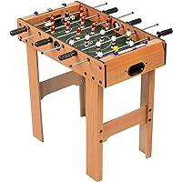 "COLOR TREE 27"" Foosball Table for Kids, Wooden Competition Soccer Game Table, Arcade Table Games for Children, Home Game Room Toys Mini Soccer Table - Mesa de Juego de Futbolito para Niños"