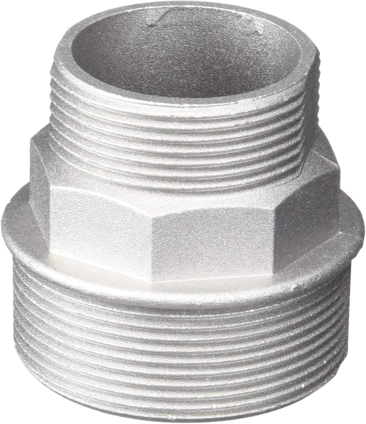 GPI Electric Fuel Pump Bung Adapter Kit: 2 in. NPT Bung Adapter (GPI Genuine Part 110909-1)