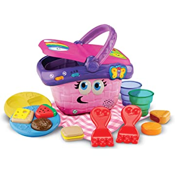 reliable LeapFrog Shapes and Sharing Picnic Basket