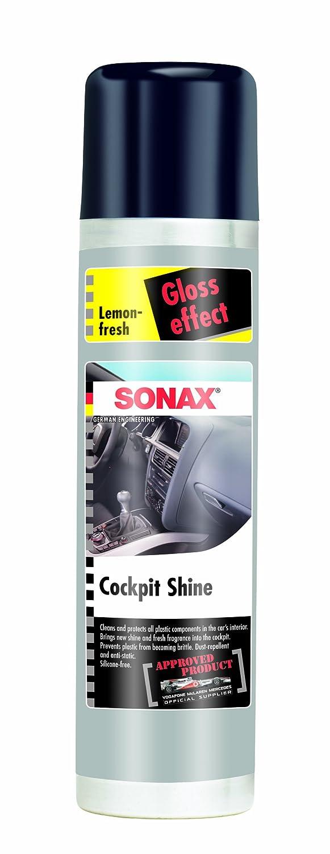 Sonax Cockpit Shine Gloss Effect 400ml Sonax GmbH 343300 B001050OSW