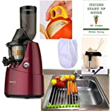 Kuvings Whole Slow Juicer Problems : Amazon.com: Breville BJE820XL Juice Fountain Duo Dual Disc Juicer: Kitchen & Dining
