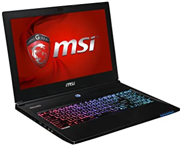 MSI Gaming GS60 2PC-617ES Ghost Negro Portátil 39,6 cm (15.6""