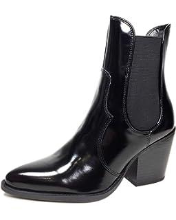 a58de1ae Zara Women's Track Sole Tall Boots 7050/301 Black: Amazon.co.uk ...