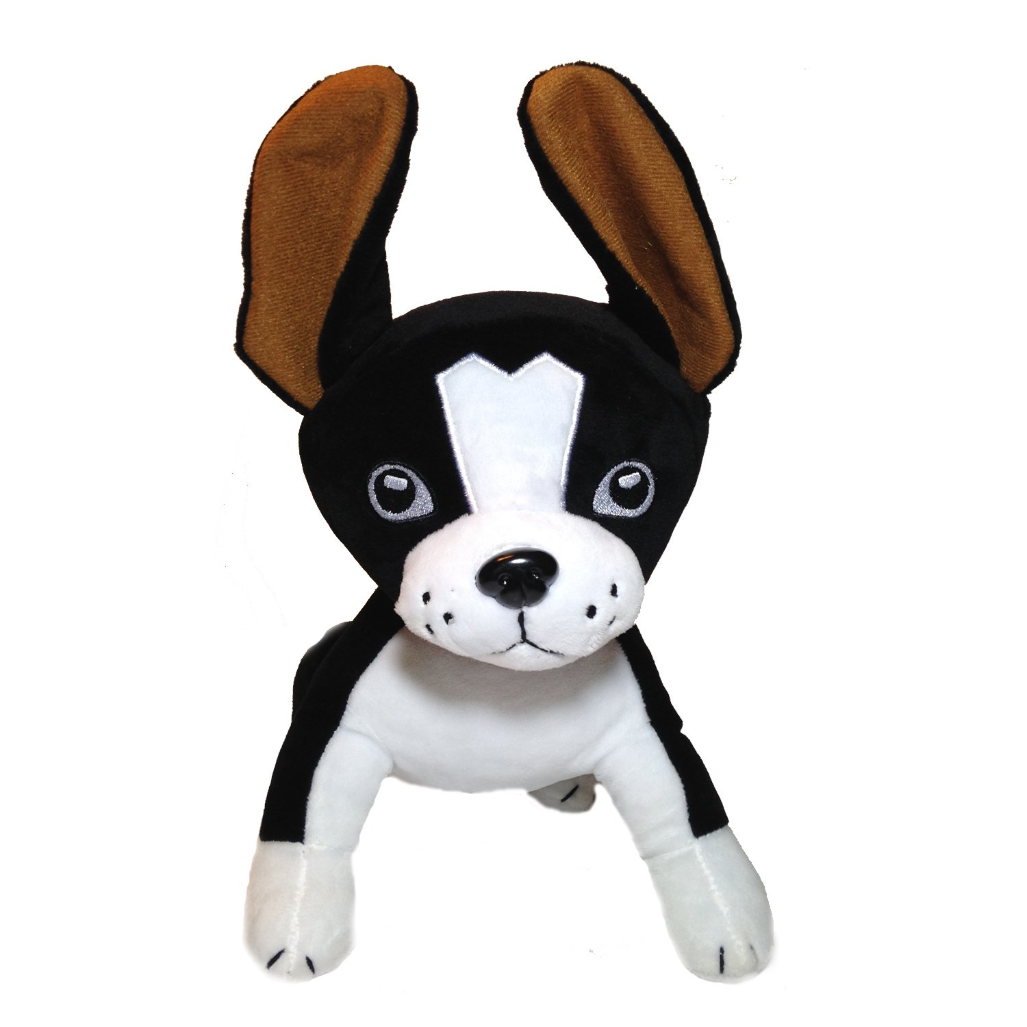 amazon com mirabelle the boston terrier plush toy toys u0026 games