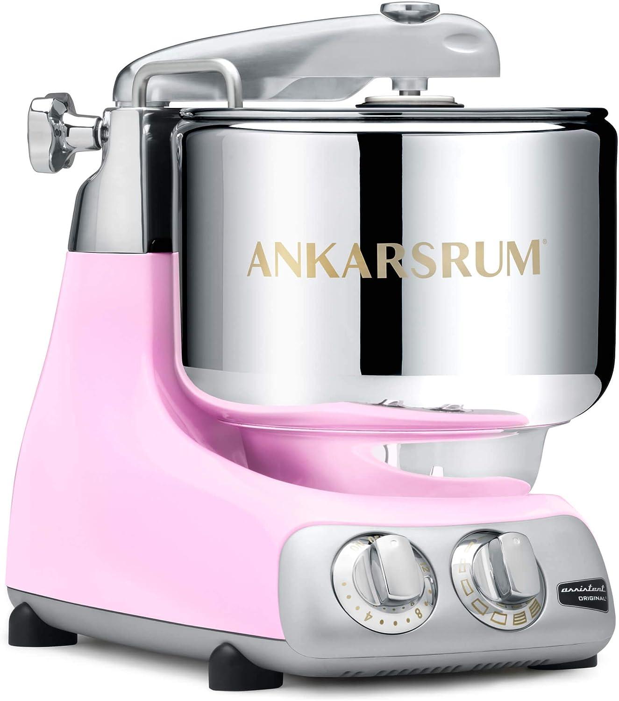 ANKARSRUM 6230 PK máquina de cocina multifunción, rosa: Amazon.es ...