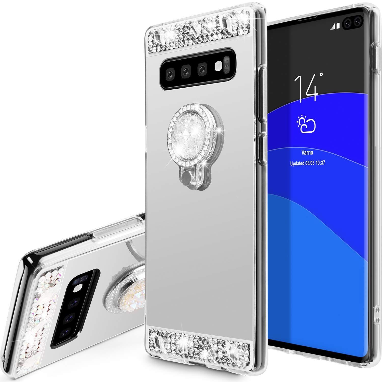 Funda 360 Samsung S10e Glitter C/ Pie Sqmcase [7PRR5QJX]