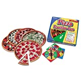 Amazon Price History for:Learning Resources Pizza Fraction Fun