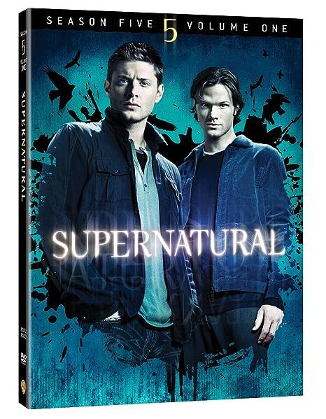 Supernatural-Series 5 Vol. 1 [Reino Unido] [DVD]: Amazon.es ...