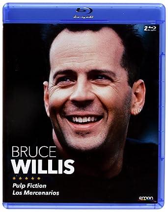 Pack: Pulp Fiction + Los Mercenarios [Blu-ray]: Amazon.es: John Travolta, Sylvester Stallone, Quentin Tarantino, Sylvester Stallone, John Travolta, Sylvester Stallone: Cine y Series TV