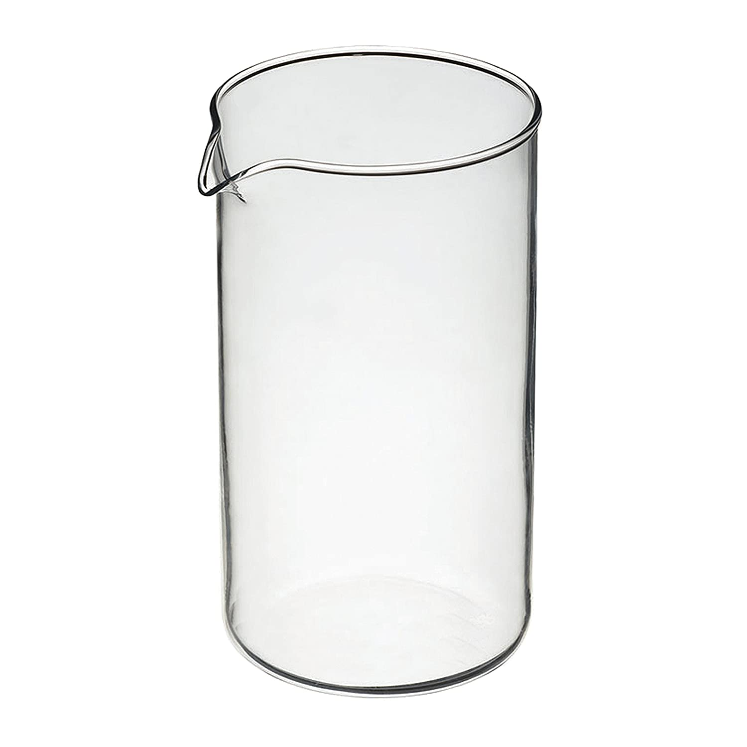 Grosche 1000ml 34 Fl. Oz (8 cup) French Press Universal Replacement Beaker (Fits GROSCHE and other leading 8 cup French presses as well) GROSCHE International Inc. GR 173