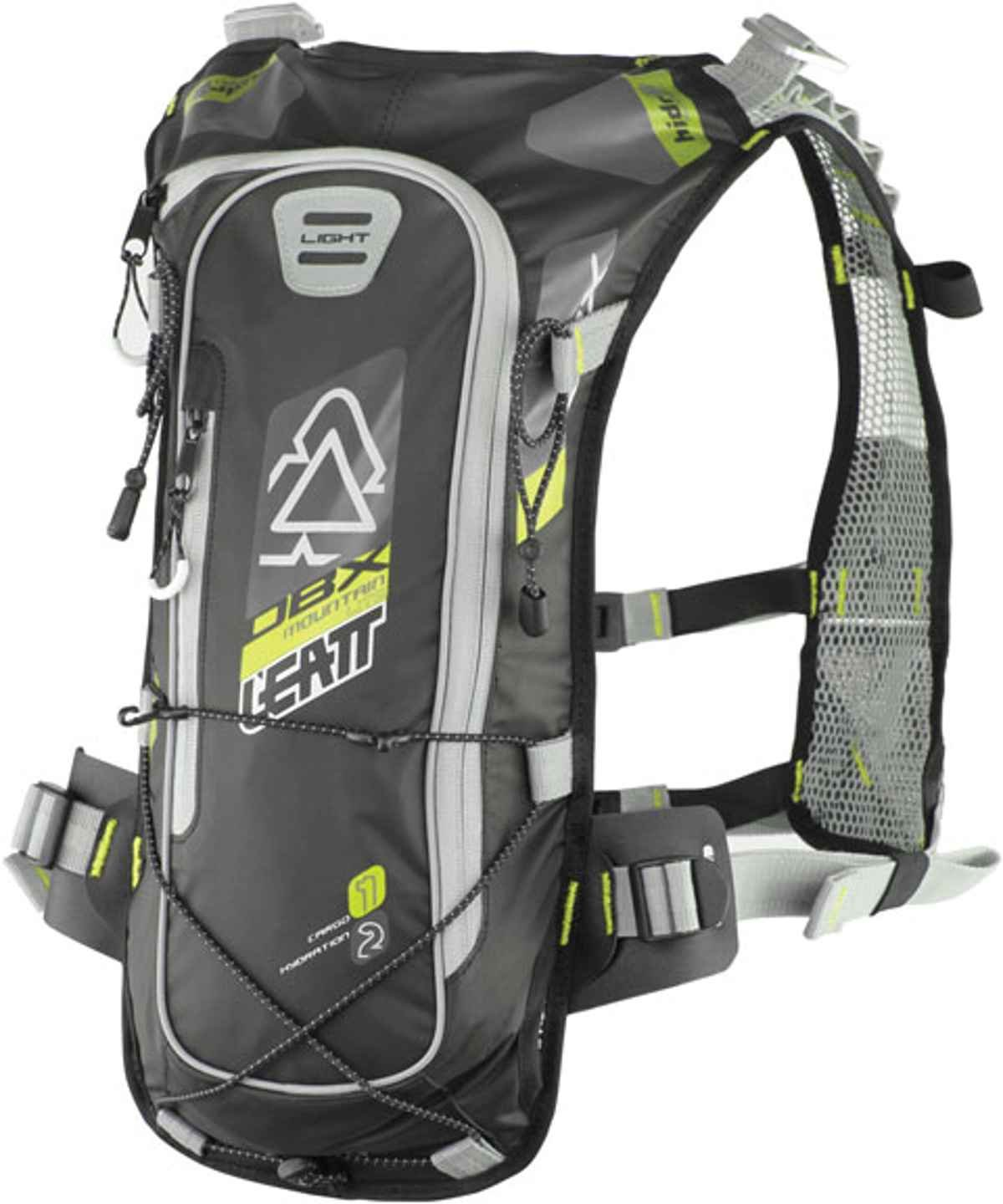 Leatt DBX Mountain Lite 2.0 Hydration System – ライム/ブラック X-Small/2X-Large 7016000120_Lime/Noir B01684CCZM  X-Small/2X-Large