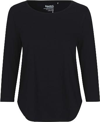Camiseta de manga corta para mujer Green Cat, 100% algodón ...