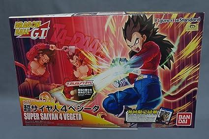 amazon com figure rise standard dragon ball gt dbgt super saiyan 4