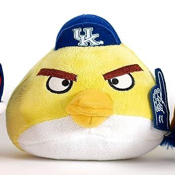 Amazon Com Kentucky Wildcats Angry Birds Plush Toy Kentucky