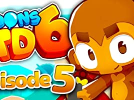 Amazon com: Watch Clip: Bloons TD 6 Gameplay - Zebra Gamer