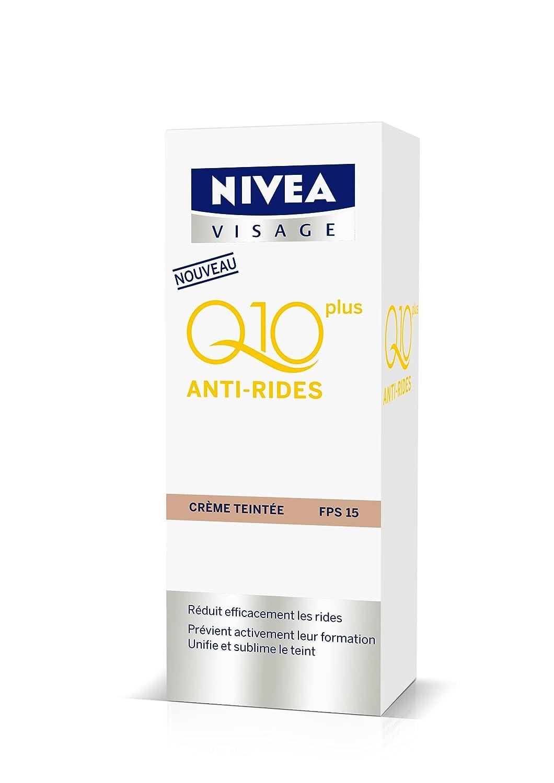 Nivea Q10+ Anti-Rides Crème Teintée 50 ml Nivea Visage