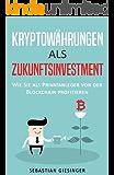 Kryptowährungen als Zukunftsinvestment - Wie Sie als Privatanleger von der Blockchain profitieren – inkl. Grundlagen, Strategien und Hinweise für Anfänger (Investieren in Kryptowährungen)