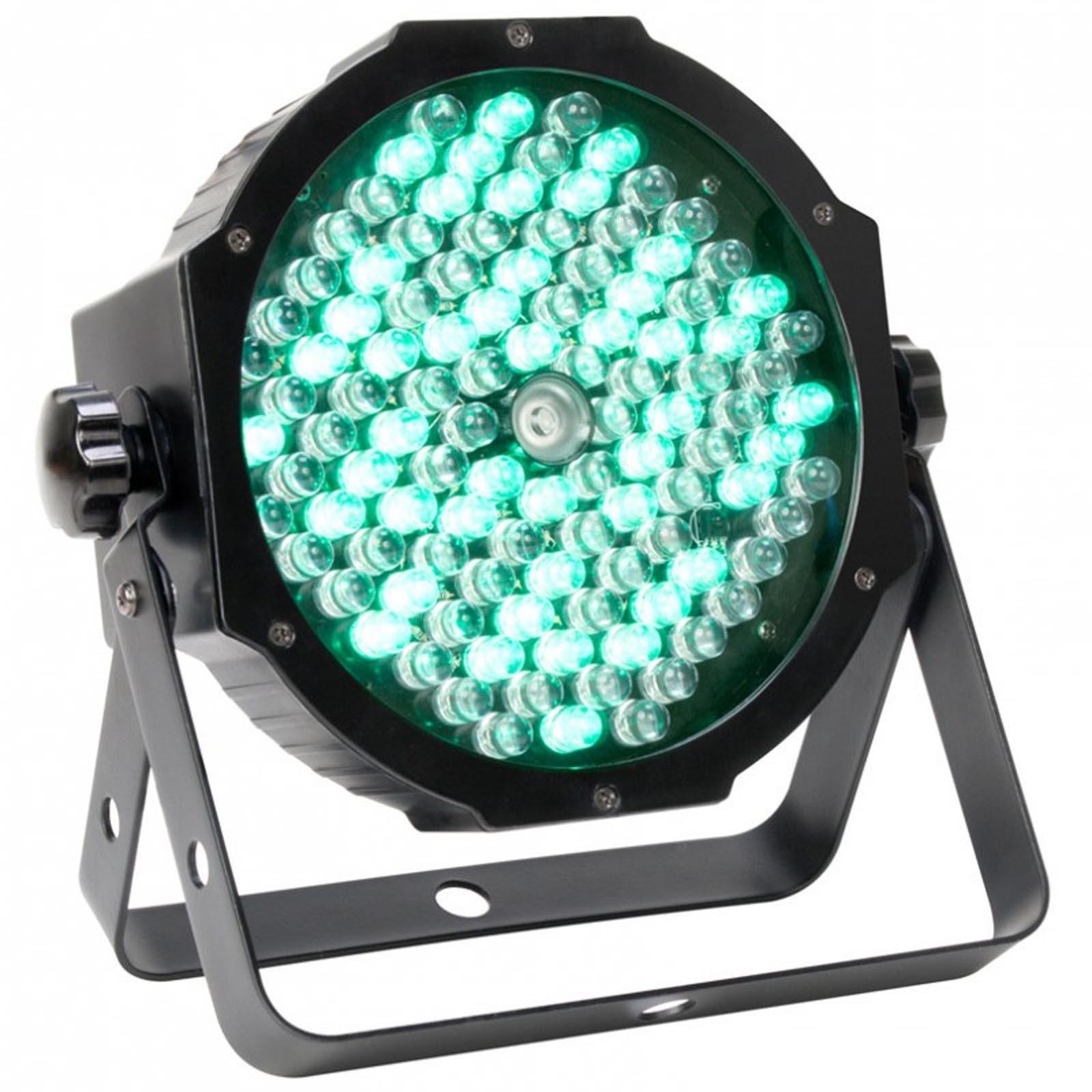 American DJ ADJ Mega Par Profile Plus LED RGB+UV Slim Par Can Wash Effect Light (6 Pack) by ADJ (Image #4)