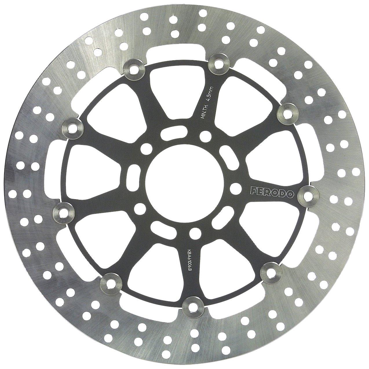 3b15632313521 Amazon.fr : Ferodo Disque de frein fmd0412rx (disques de frein moto ...