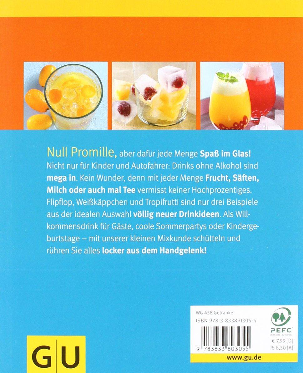 Drinks ohne Alkohol: Amazon.de: Alessandra Redies: Bücher