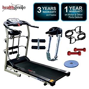 Healthgenie 4112M Motorized Treadmill