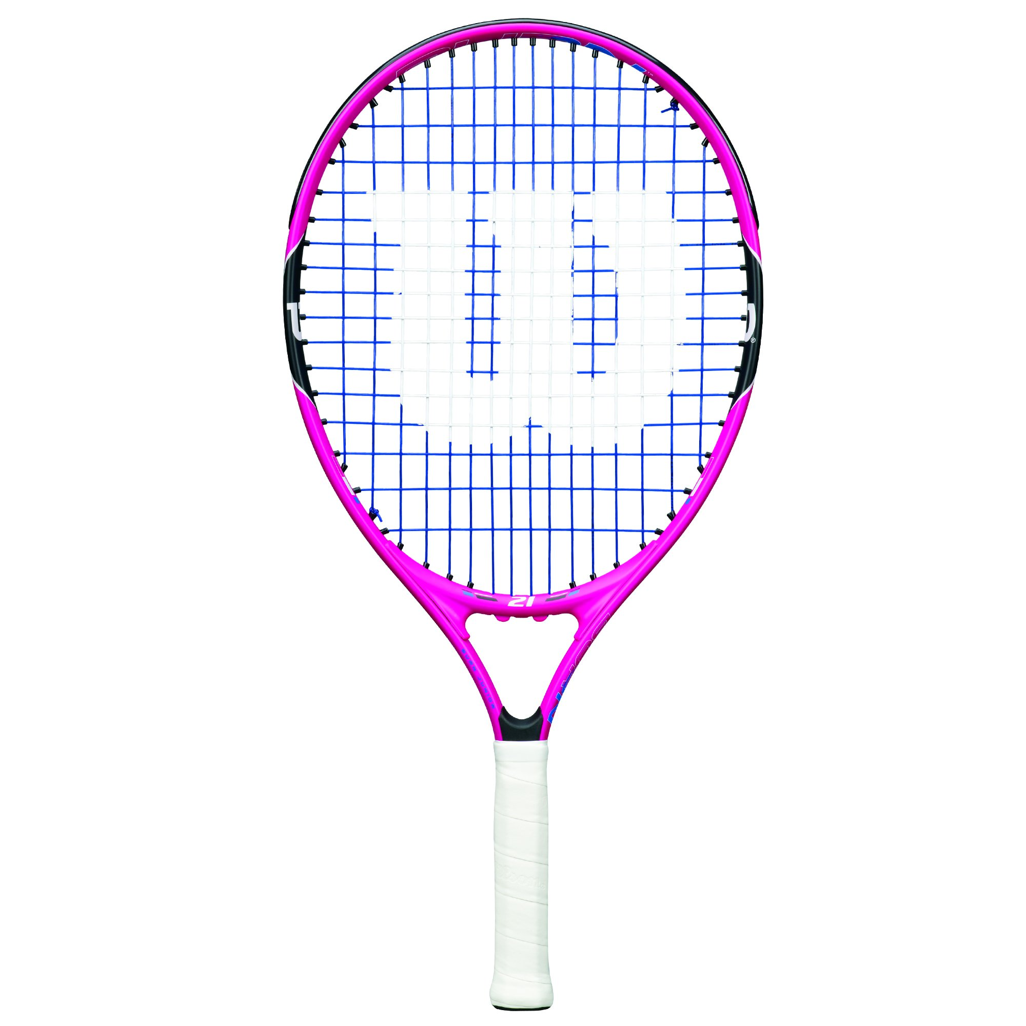 Wilson Junior Burn 19 Tennis Racquet, Pink by Wilson (Image #2)