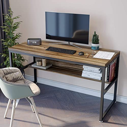 ELEGANT 55'' Game Computer Desk