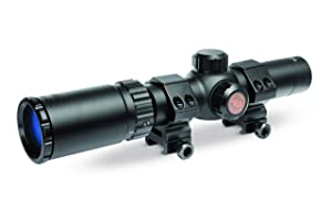 TRUGLO TruBrite 30 Hunter 30mm Compact Shotgun/Rifle Scope