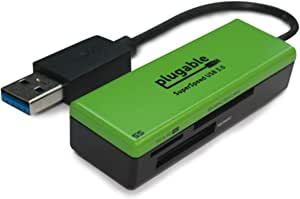 SanFlash PRO USB 3.0 Card Reader Works for Samsung SM-T817AZKAATT Adapter to Directly Read at 5Gbps Your MicroSDHC MicroSDXC Cards
