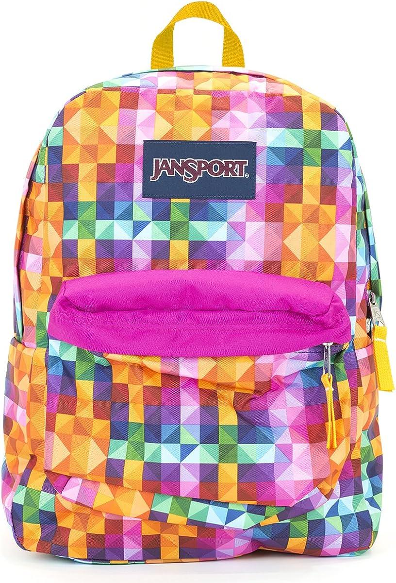 Jansport Superbreak Backpack multi'spectrum