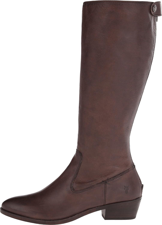 a6a54318c46 FRYE Women's Ruby Zip Tall Boot