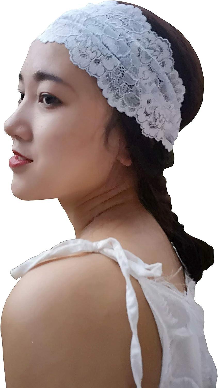 Stretch Fine Lace Headband...