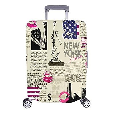 Amazon.com: InterestPrint - Fundas para maletas de viaje ...